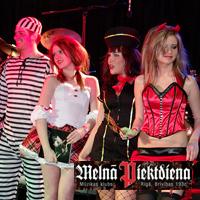 """Modes Skate - Klubs """"Melnā Piektdiena"""" (03.04.2010)"""