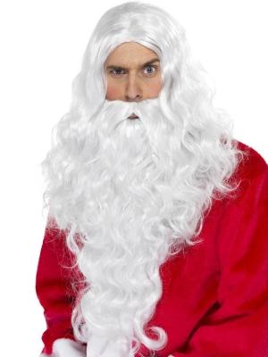 Santas parūka, bārda