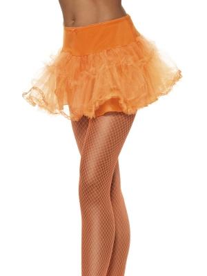 Tilla apakšsvārki ar oderi, oranži