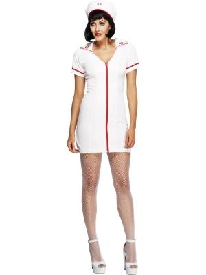 Seksīgās medmāsiņas kostīms