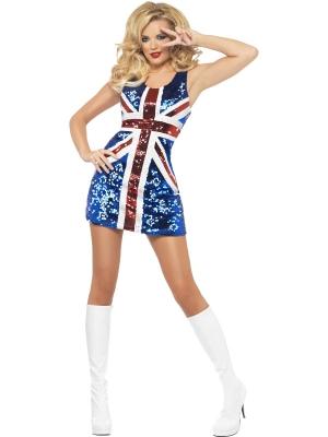 Lielbritānijas karoga kostīms