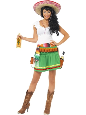 Meksikāņu stila kostīms