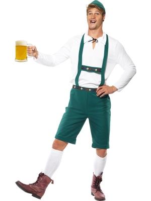 Oktoberfest stila kostīms