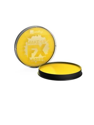 Sejas un ķermeņa krāsa, dzeltena, 16 ml