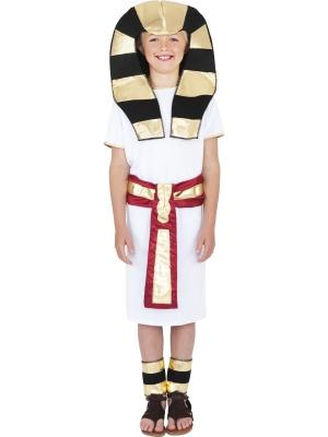 Ēģiptiešu zēna kostīms