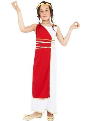 Grieķu meitenes kostīms