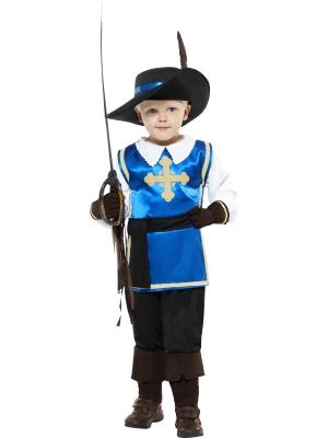Musketiera kostīms