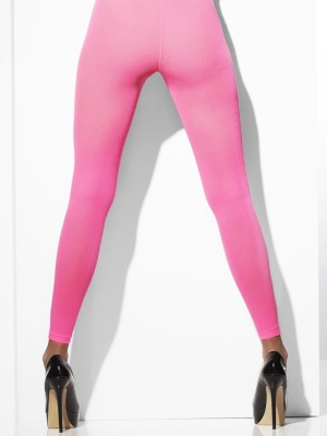 Legingi, neona rozā