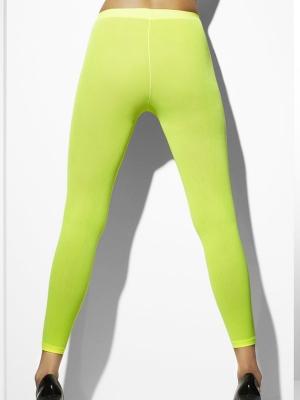 Legingi, neona zaļi
