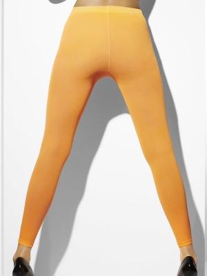 Legingi, neona oranži