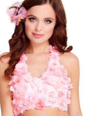 Havaju ziedu tops