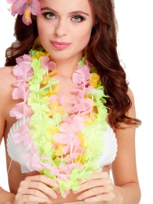 3 gab, Havaju ziedu virteņu komplekts