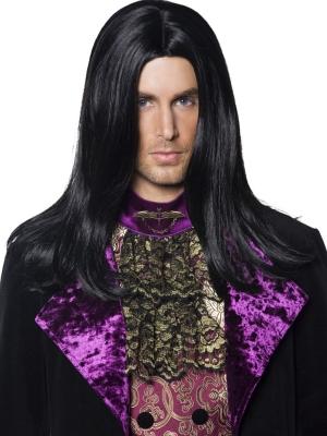 Gotiskā vampīra parūka