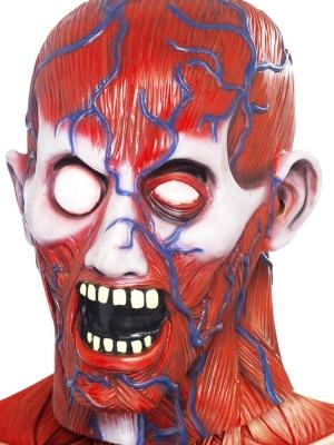 Cilvēka galvas maska