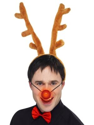Ziemassvētku Ziemeļbrieža komplekts