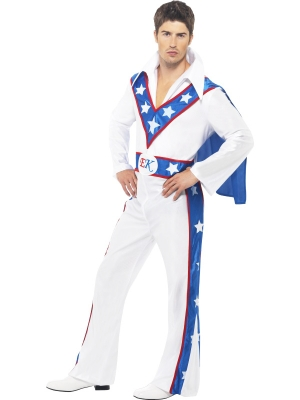 Evel Knievel kostīms