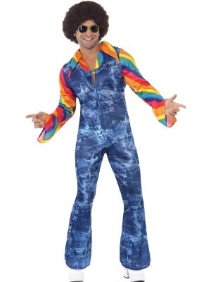 Disko dejotāja kostīms
