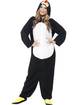 Pingvīna kostīms (sieviešu / vīriešu)