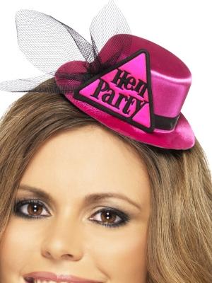 Līgavas draudzenes mini cepurīte