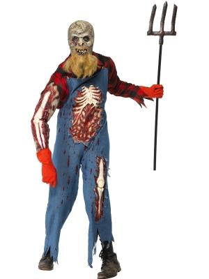 Zombija kostīms