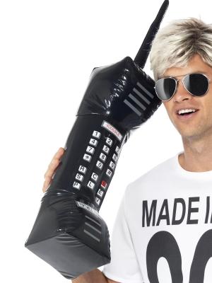 Piepūšamais telefons, 76 cm
