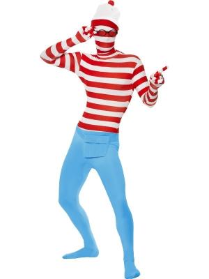 Wheres Wally? kostīms