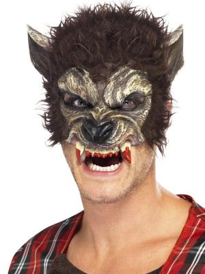 Vilkača maska