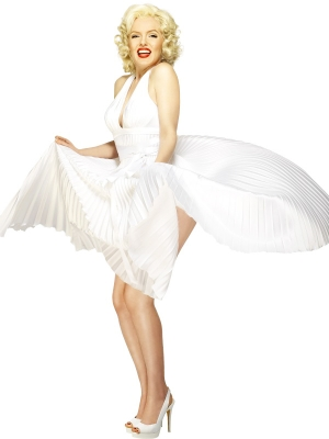 Merilinas Monro kleita