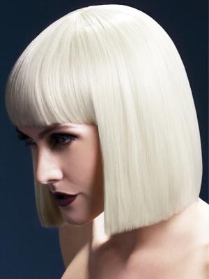 Parūka Lola, blonda, 30 cm