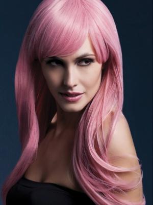 Parūka Sīna, rozā