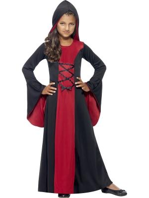Vampīru meitenes kostīms