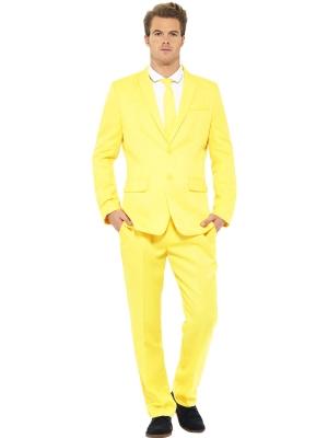 Dzeltens kostīms