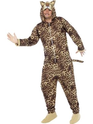 Leoparda kostīms (sieviešu / vīriešu)