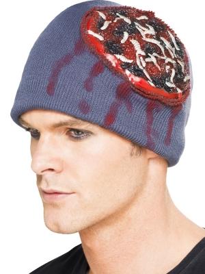 Cepure ar atvērtām smadzenēm
