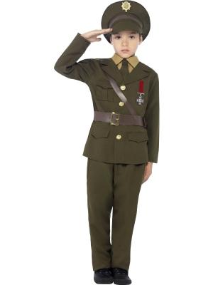 Armijas virsnieka kostīms