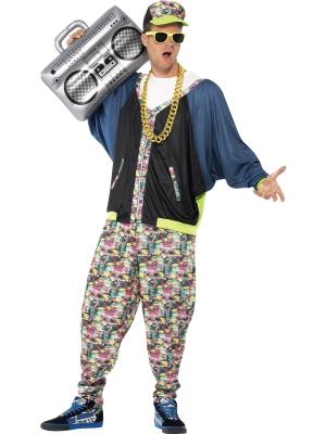 80-to gadu hip-hop kostīms