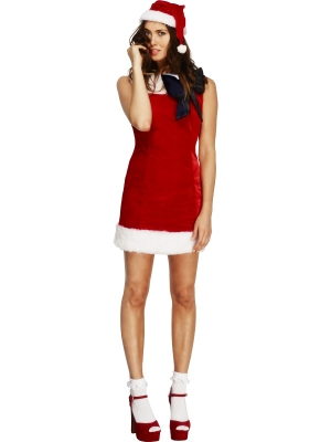 Miss Santas kostīms