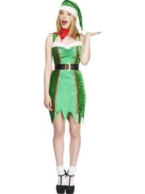 Elfa kostīms