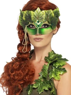 Meža nimfas acu maska
