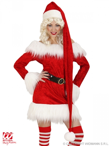 Ziemassvētku vecīša cepure, 150 cm