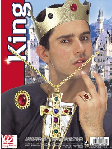 Karaļa aksesuāru komplekts