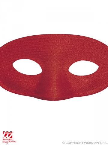 Sarkana acu maska
