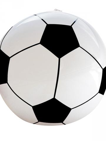 Piepūšama futbola bumba, 25 cm