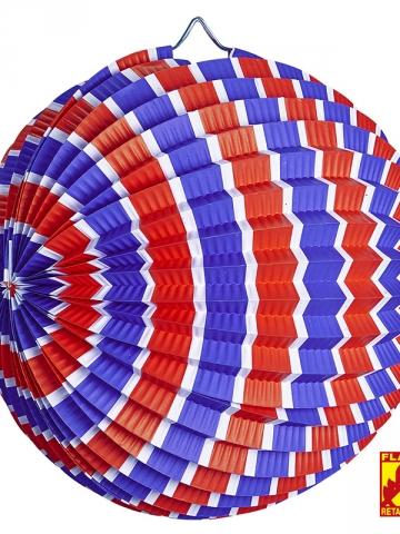 Ugunsdroša bumba, krāsaina, Ø 25 cm