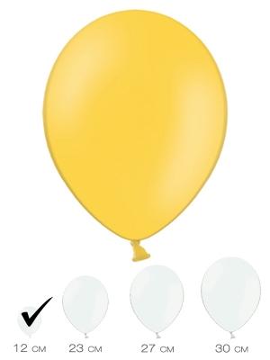 100 gab, Medus dzeltens, pasteļtonis, 12 cm