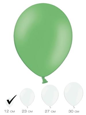 100 gab, Zaļš, pasteļtonis, 12 cm