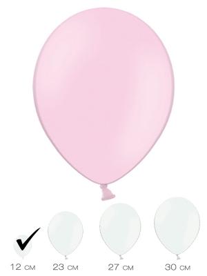 100gab, Maigi rozā, pasteļtonis, 12 cm