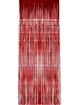 Lietutiņa aizskars, sarkans, 91 x 244 cm