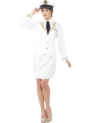 Kapteines kostīms