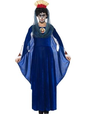 Mirušo dienas Svētās Marijas kostīms